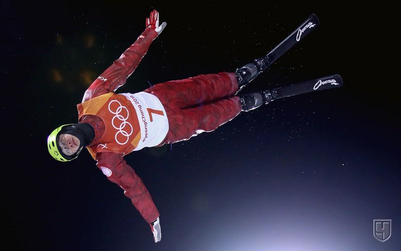 Российские акробаты налыжах заняли третье ичетвертое места наОлимпиаде