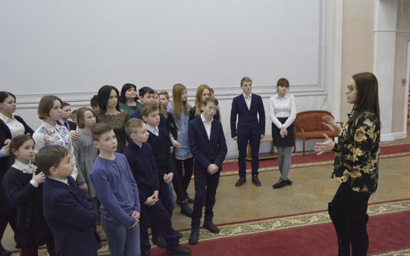 Воспитанники интерната вышли насцену Брянского драмтеатра