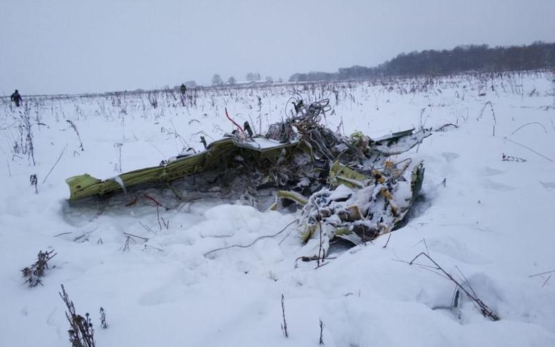 Глава Брянской области соболезнует родным погибших в авиакатастрофе в Подмосковье