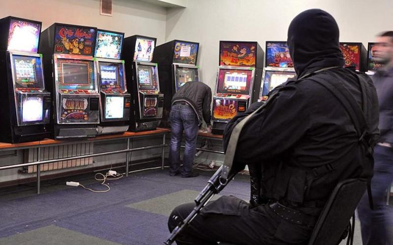 В Брянской области разоблачили деятельность трех игровых салонов