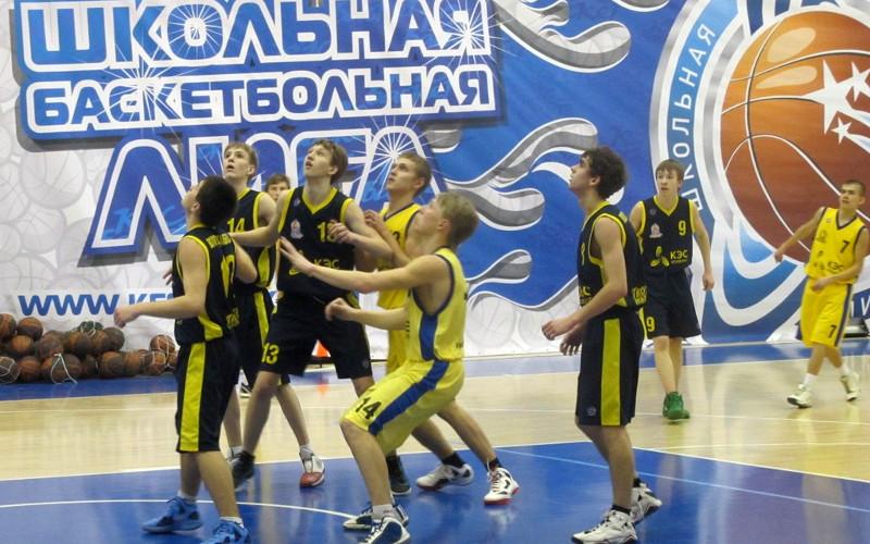Лучшие баскетбольные команды брянских школ поборются за путевку на чемпионат округа