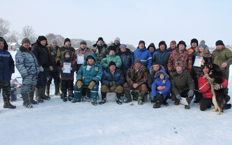 Стародубские рыбаки устроили «клевые» соревнования