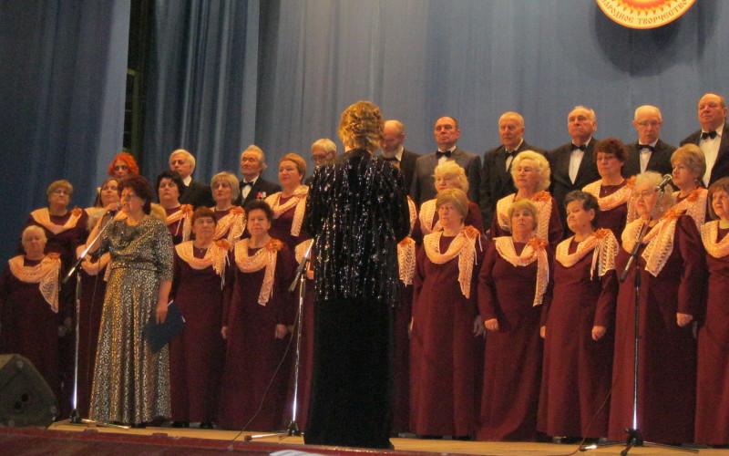 В Брянске 75-ую годовщину Сталинградской битвы отметили концертом