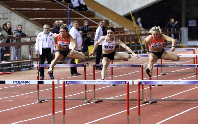Три медали завоевали брянцы в заключительный день чемпионата России по легкой атлетике
