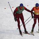 Большунов выиграл свой этап, нополучит «серебро» влыжной эстафете!