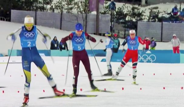 Бронзы много небывает: наши лыжницы волимпийской эстафете стали третьими