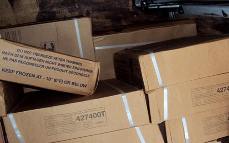 Более 1,3 тонны санкционной исландской мойвы сожгли в печах унечского завода