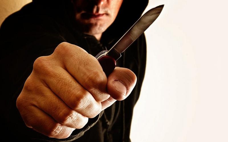 В брянском селе брат пошел на брата с ножом