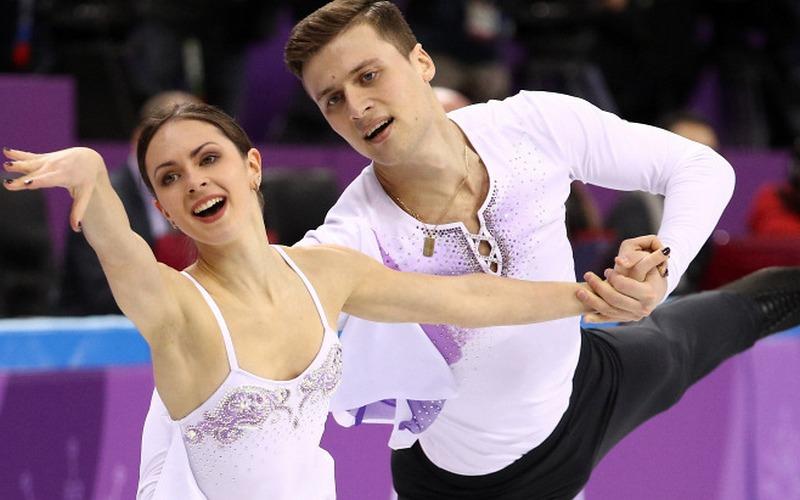 Российские фигуристы стали третьими в произвольной программе Олимпийских игр