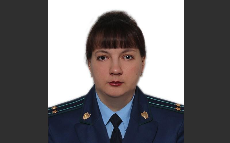 Екатерина Дюбко стала прокурором Стародубского района