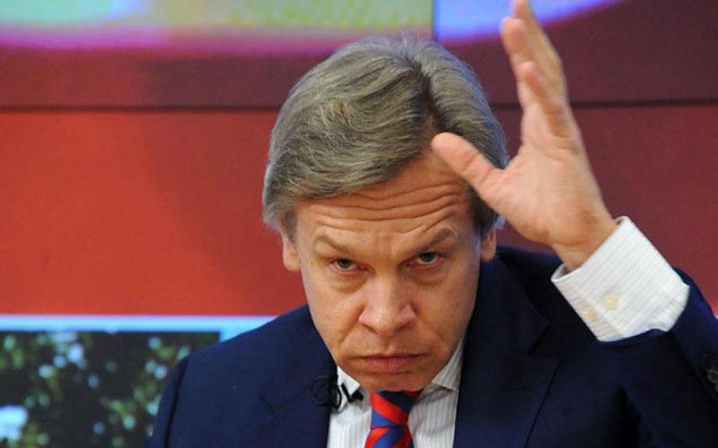 Пушков назвал беспределом драку Норкина иукраинского политолога