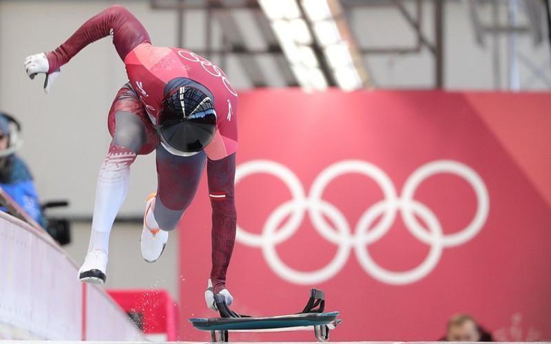 Сборная олимпийских атлетов из России разжилась в Корее серебром