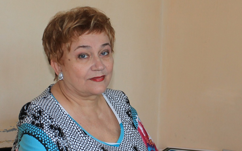 Римма Сенчукова отметила юбилей
