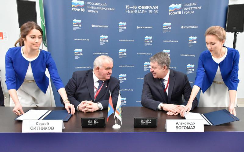 Комбайны на удобрения: брянский и костромской губернаторы договорились о сотрудничестве