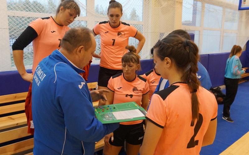 Гандболистки брянского «Сокола» одержали шестую победу в российском первенстве