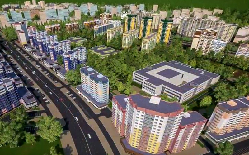 В Брянске анонсировали строительство школ и детсадов