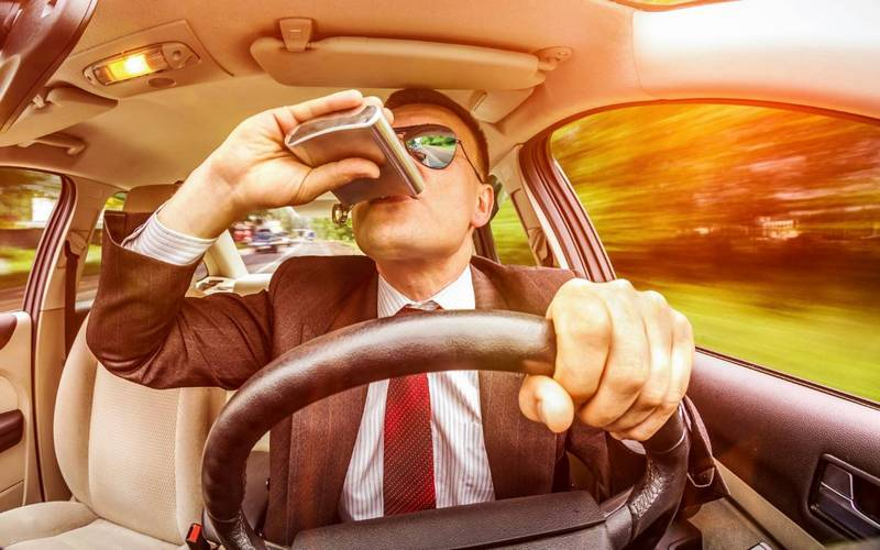 Пьяные судьи зарулем будут неприкасаемыми