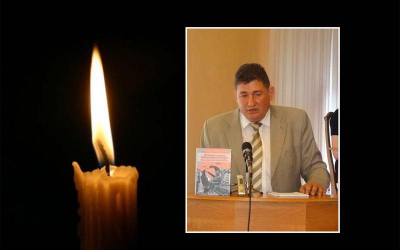 В Брянске умер историк Ярослав Трифанков