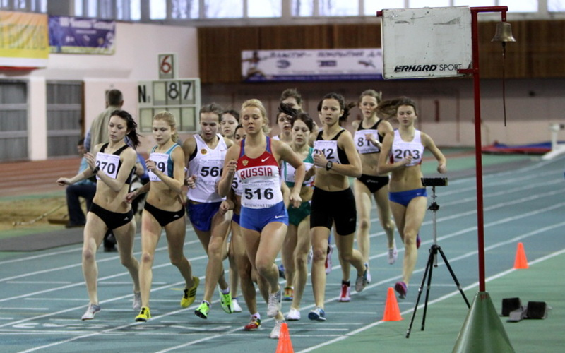 Брянская бегунья выиграла бронзу первенства страны по легкой атлетике