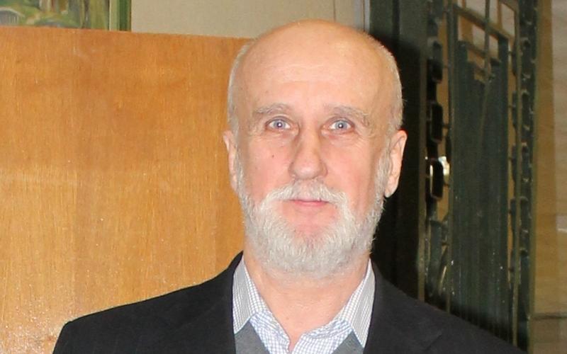 Художник и профессор Волков празднует свой юбилей