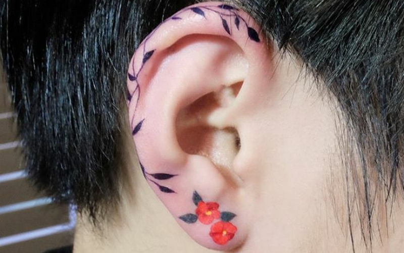 Китайские хирурги пересадили напечатанные на принтере уши