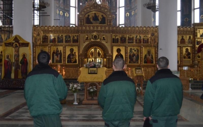 Молодым осужденным показали святые места Брянска