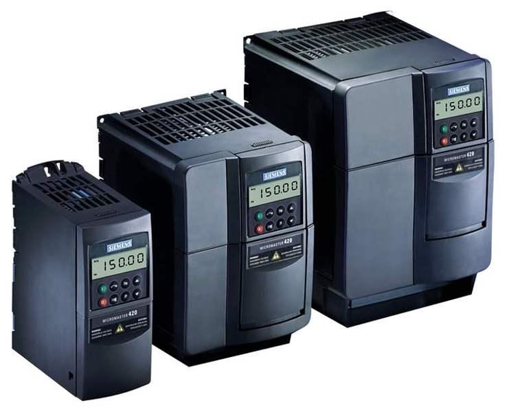 Качественный и надежный преобразователь частоты Siemens