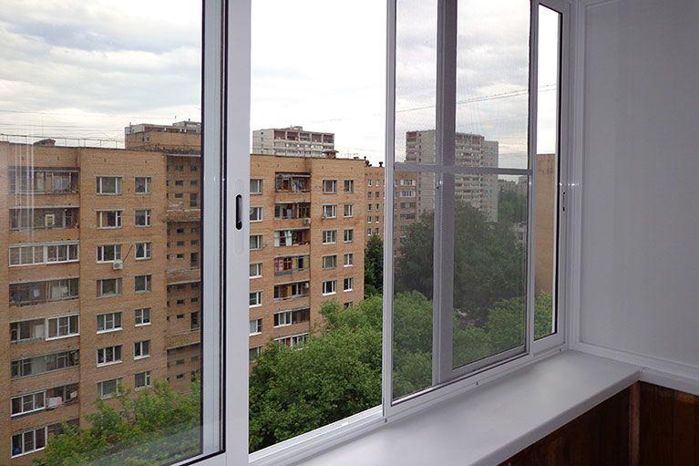 Алюминиевое остекление балконов: чем удобно такое предложение
