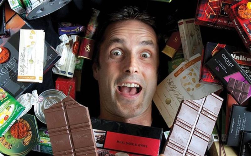 Ранее судимый брянец попался на краже шоколадок