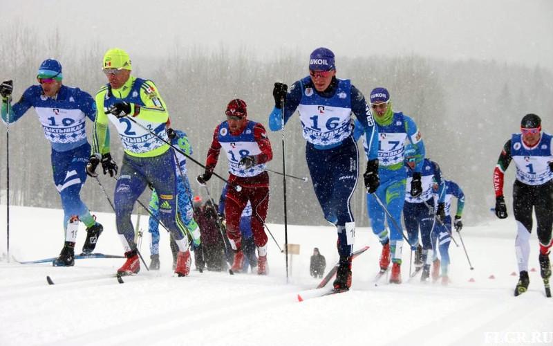 Лыжник Александр Большунов добыл третье золото на чемпионате России