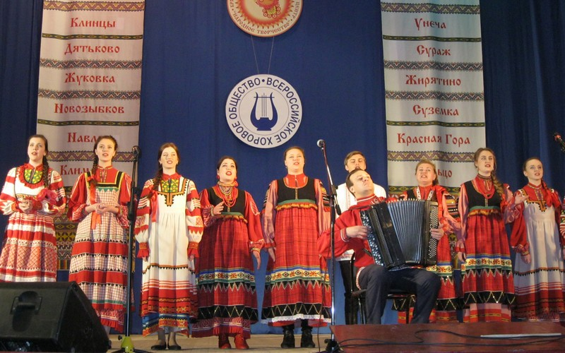 Брянские хоровые коллективы покажут себя во всей красе