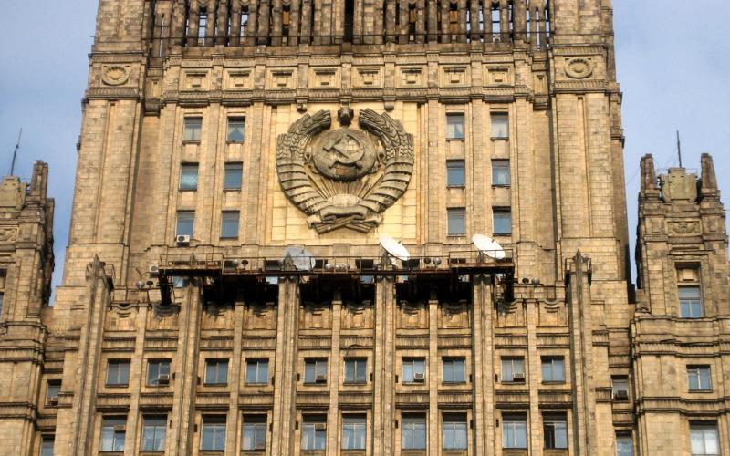 Россия объявит персонами нон грата дипломатов стран ЕС в случае высылки своих послов
