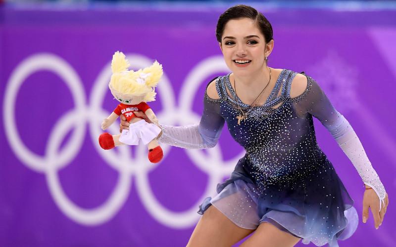 Вице-чемпионка Олимпиады Евгения Медведева осталась без чемпионата мира