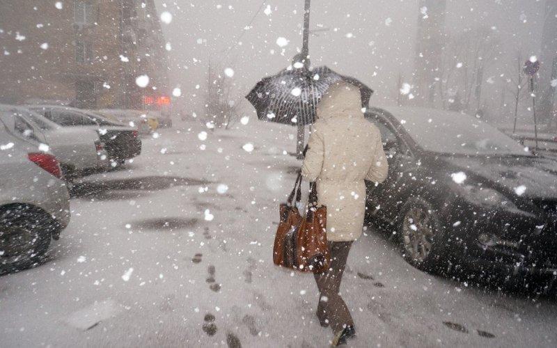 Брянскую область 4 марта продолжит заметать снегом