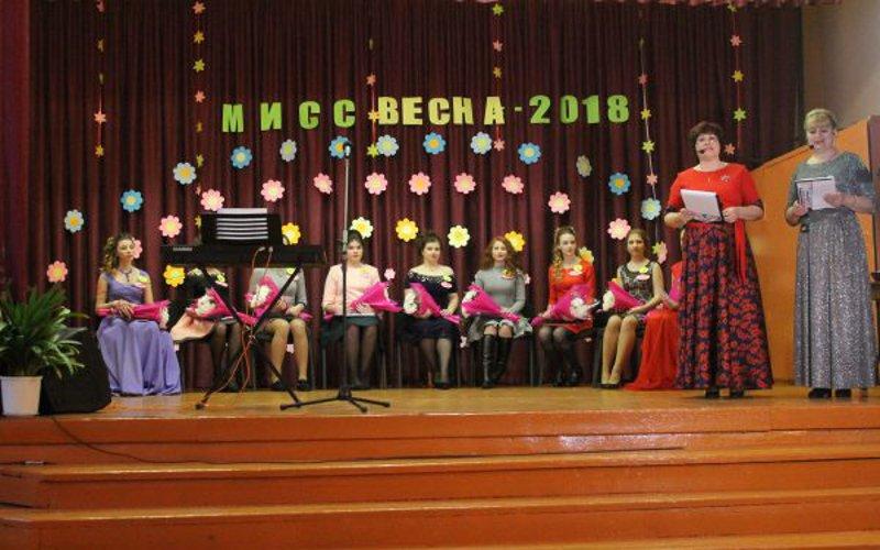 «Мисс весна» избрана вКлинцовском районе