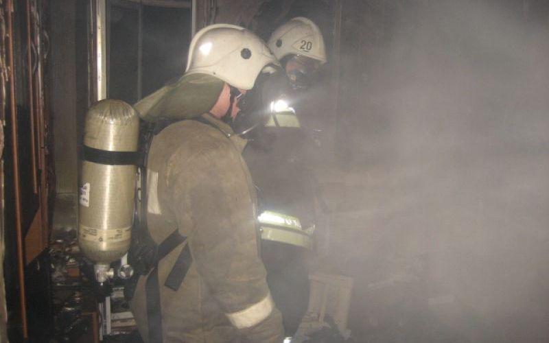 Из загоревшегося в Брянске дома спасли 11 человек