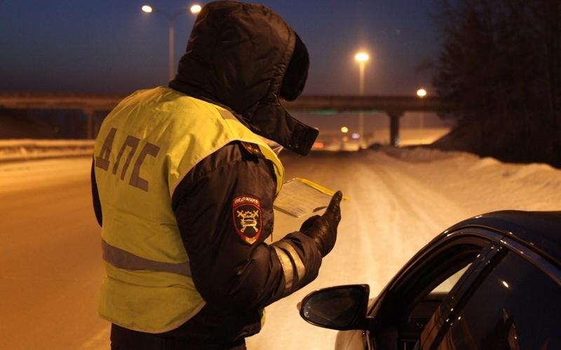 Брянские автоинспекторы устроят облаву на пьяных водителей 9 и 11 марта