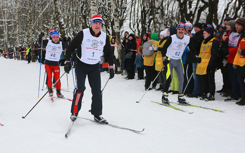 Брянская область превратилась в центр зимнего спорта по медалям Олимпийских игр