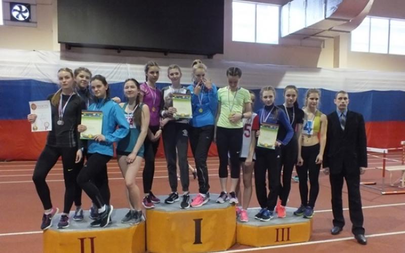 Около двух десятков медалей завоевали брянские спортсмены на «Шиповке юных»
