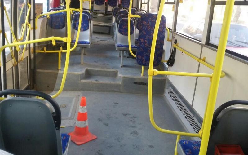 В Брянске водители автобусов стали чаще калечить пассажиров