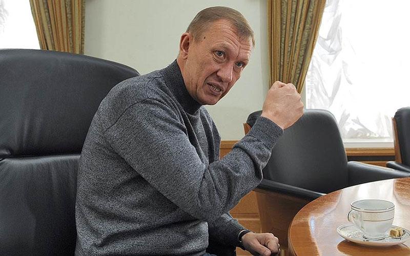 Осужденный экс-губернатор Николай Денин уже одной ногой насвободе
