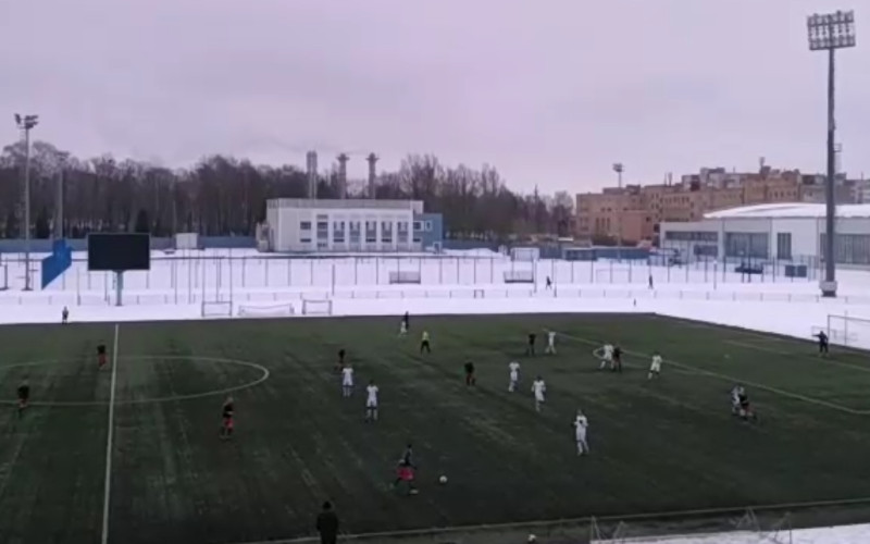 Брянское «Динамо» и смоленский клуб ЦРФСО сыграли вничью