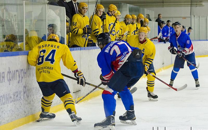 Хоккейный «Брянск» отправился в отпуск