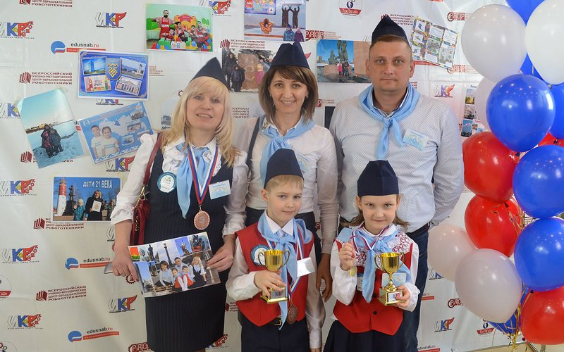Брянские дети выиграли бронзу на Всероссийском конкурсе «ИКаРёнок»