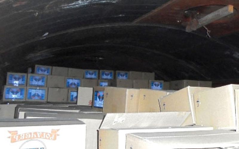 Через Брянск не пропустили более 50 тонн белорусских молочных консервов