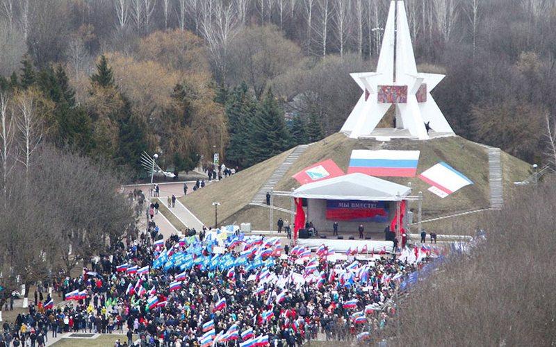 На «Крымскую весну» брянцев повезут дополнительные троллейбусы