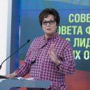Брянский сенатор Лахова грудью встала назащиту Слуцкого