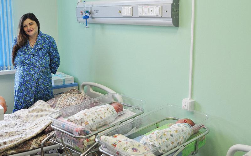 Более 2,5 тысячи малышей появились насвет вбрянском перинатальном центре загод работы