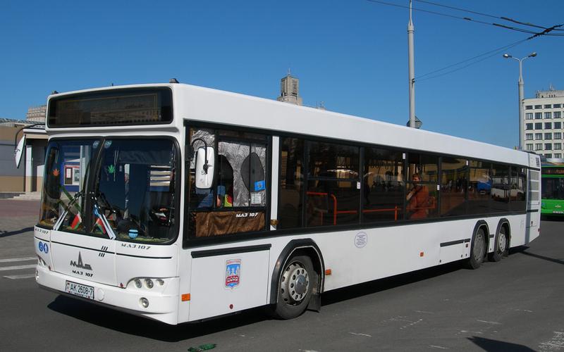 Поездившие по Москве автобусы выйдут набрянские маршруты