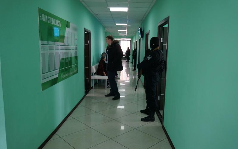 Задержаны главврач икоординатор частной клиники вБрянске